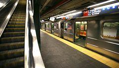 Metro v New Yorku se dočká Wi-Fi připojení a mobilního pokrytí