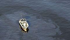 Příroda si sama poradila s plynem, který unikl do Mexického zálivu