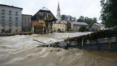 Sobotní bilance povodně: smrt pěti lidí, několik pohřešovaných