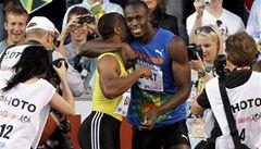 Souboj tří sprinterských es se odkládá, zraněný Bolt ukončil sezonu