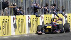V Maďarsku vyhrál Webber a vyhoupl se do čela šampionátu