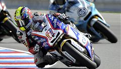 Abraham po přechodu do MotoGP: Mám problém zkrotit stroj na trati