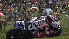 Španělsko slaví: mistrem světa v Moto GP je Lorenzo, v Moto2 Elías