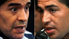 Maradona v reprezentaci skončil, Riquelme a další 'nepotřební' se vrací