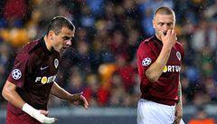 Fotbalovou Spartu trápí neposlušní hráči