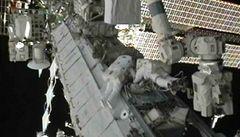 Nejtěžší operace na ISS je úspěšná, chladící systém je opraven