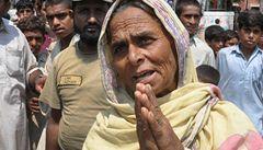 Zaplavený Pákistán ohrožují choroby, Světová banka uvolní 18 miliard