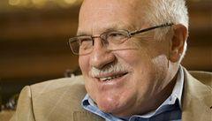 Prezident Klaus získal cenu Erwina Kische za knihu Rok sedmý