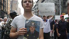 Muslimové u Ground Zero? Dříve se modlili přímo uvnitř WTC