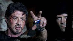Stalloneho Postradatelní: Bohužel až příliš výstižný název
