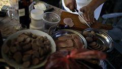 Je libo klokaní varlata? Srbští kuchaři říkají ano!