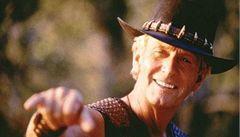 'Krokodýl Dundee' nemůže z Austrálie domů. Kvůli dluhům