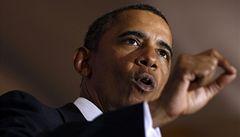 USA musí vyhrát budoucnost, řekl Obama. Pomocí inovací a škrtů