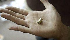 Na letišti v Bombaji byl zatčen Čech, měl u sebe náboj do pistole