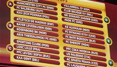 Sparťané znají jména soupeřů: CSKA, Palermo a druholigové Lausanne