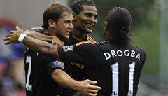 Chelsea i druhý zápas vyhrála 6:0, po West Bromwichi to tentokrát 'schytal' Wigan