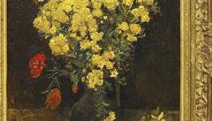 Na krádeži van Goghova obrazu se prý podíleli zaměstnanci muzea