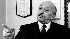 Lovec nacistů Wiesenthal byl agentem Mossadu, tvrdí historik