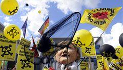 Atom má v Německu zelenou, provoz elektráren byl prodloužen