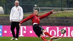 Čeští fotbalisté začnou kvalifikaci na oblíbeném stadionu