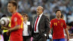 Argentina rozdrtila v přípravě mistry světa ze Španělska