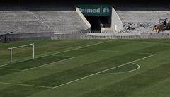 Obří stadion Maracaná zavírá brány. Jen dočasně