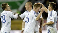 Čeští fotbalisté mohou závidět. Vítězní Slováci bodují nad plán