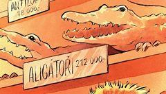 Farmy s exotikou se stávají hitem venkova. Co stojí český krokodýl?