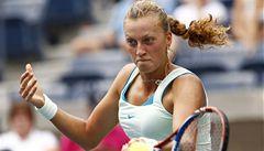 Kvitová oceněna: mladá Češka byla zvolena nováčkem sezóny