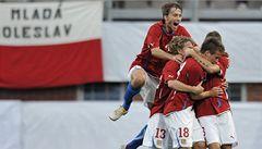 Česká lvíčata zahájila přípravu na ME vítězstvím, porazila Ukrajinu