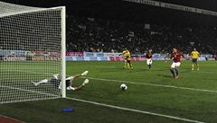 Baroš se kaje: Kdybych tu penaltu proměnil...