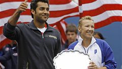 Česká tenistka Peschkeová titul v mixu na US Open nezískala