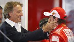 Rudá ovládla Monzu. V domácí GP vyhrál kvalifikaci Alonso na ferrari