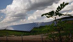 Stát chce dát rodinám desítky miliard korun na fotovoltaiku
