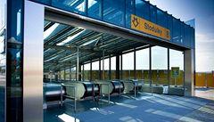 Ve stanici metra Stodůlky dokončili po dvaceti letech druhý vestibul