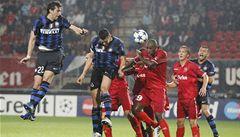 Úvod LM favoritům nevyšel. Selhaly Inter i Manchester