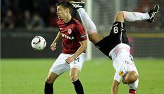 Sparta na úvod EL překvapila. Po výborném výkonu porazila Palermo 3:2