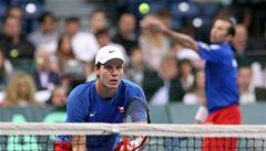 Češi krok od finále Davis Cupu, Štěpánek s Berdychem ovládli čtyřhru