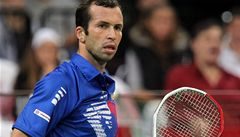 Český sen o finále Davis Cupu se rozplynul. Prohrál i Radek Štěpánek
