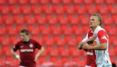 Slavia je na dně a hráčům dochází trpělivost: výpověď už podal Trapp