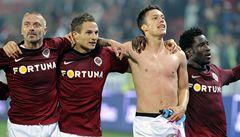 Sparta se může posunout už na druhé místo, čeká ji Mladá Boleslav