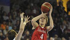 České basketbalistky čeká ve čtvrtfinále silná Austrálie