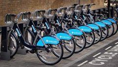 V Londýně se kola nekradou. Za dva měsíce zmizelo jen pět bicyklů