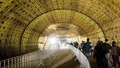 Tunel Blanka bude stát 36 miliard korun, otevře se v květnu 2014