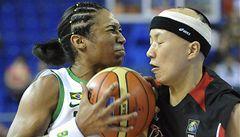 Basketbalové drama pro Japonsko. Favoritky na MS stále nezaváhaly
