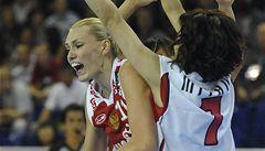 Řada účastnic MS basketbalistek má zkušenosti z české ligy