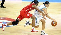 Hlavní favoritky MS basketbalistek na úvod nezaváhaly