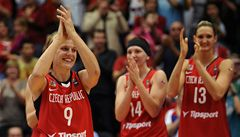 Basketbalistka Evropy Horáková: Respekt získám jedině na palubovce