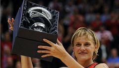 Basketbalový 'Nedvěd' zářil: Horáková se stala nejlepší hráčkou MS