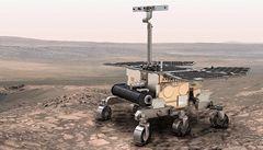 Češi poradí robotu na Marsu. Vyvíjejí nový software
